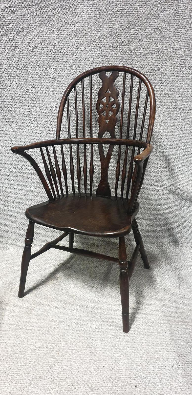 Elm & Beech Windsor Chair (1 of 1)