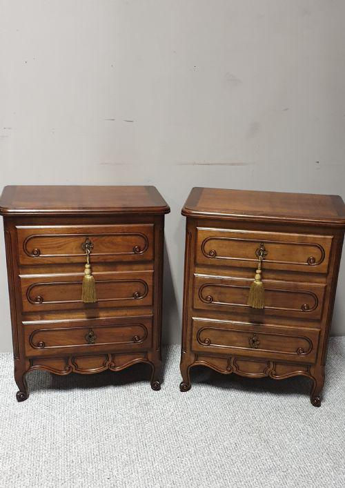 Super Pair of French Chests of Drawers (1 of 1)