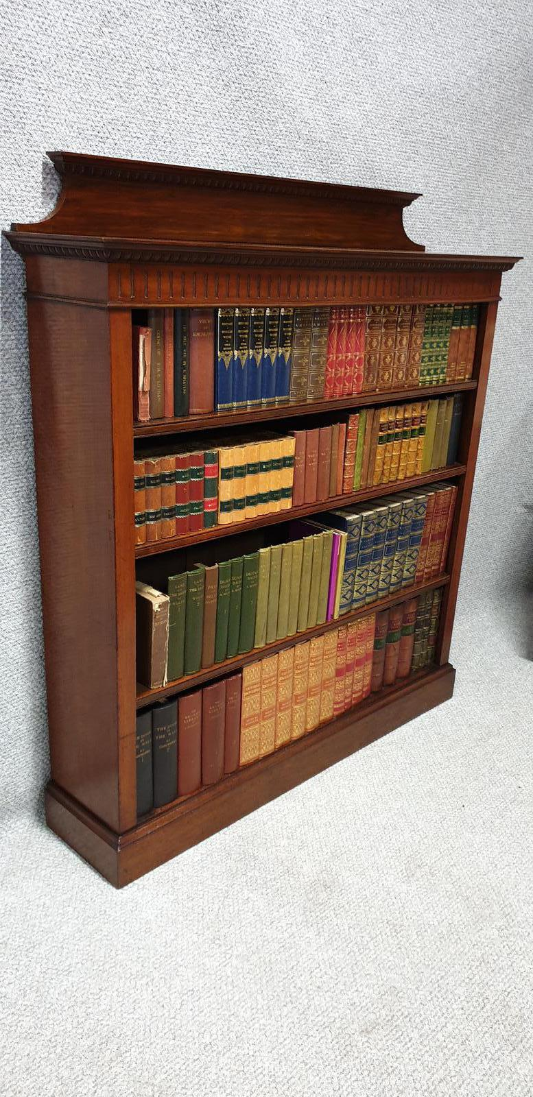 Excellent Quality Open Bookcase (1 of 1)