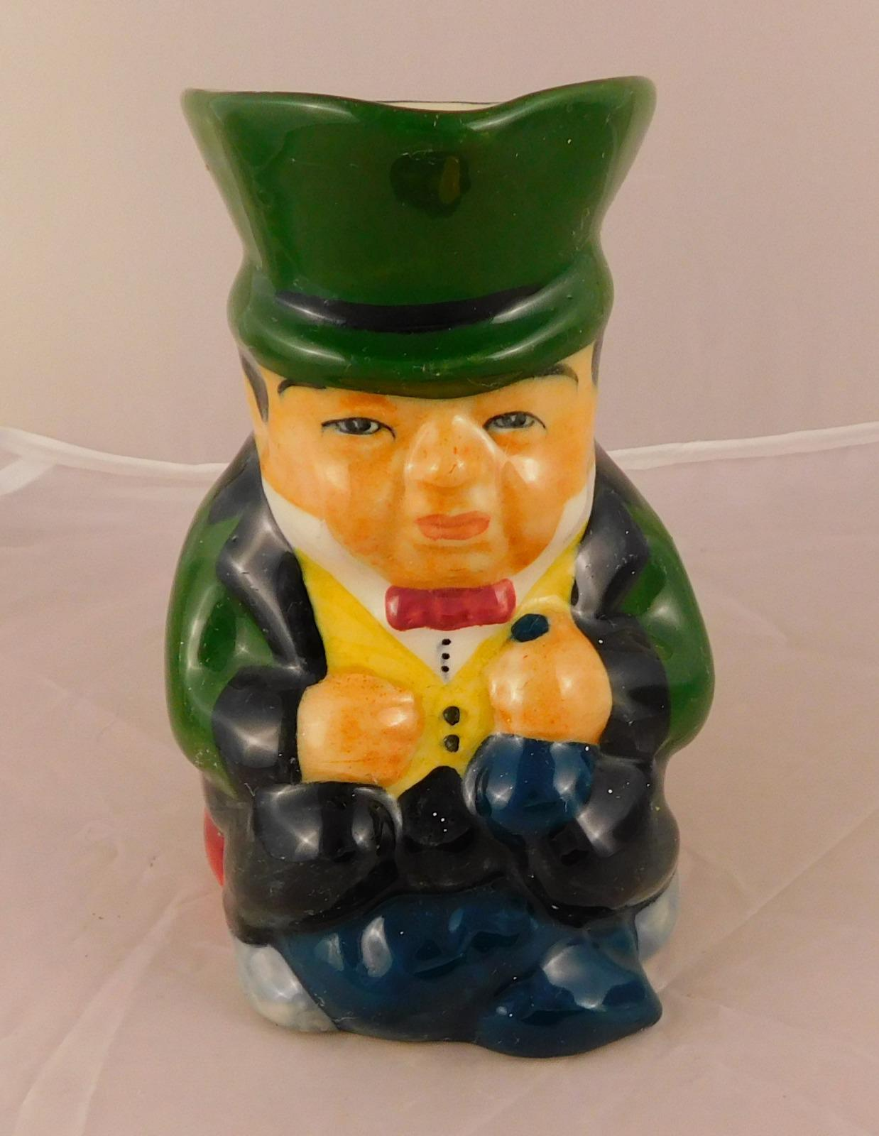 "Roy Kirkham ""Rich Man"" Hand Painted Toby Jug (1 of 1)"