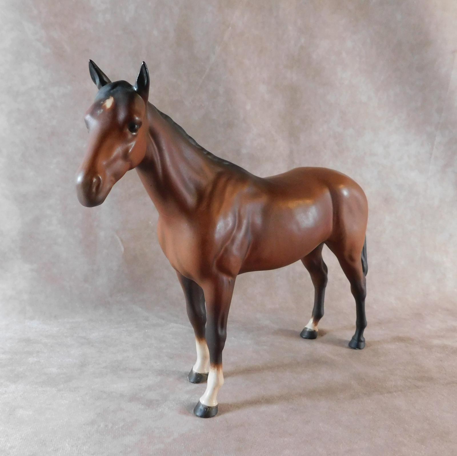 Beswick Thoroughbred Stallion Model Number 1772 (1 of 1)