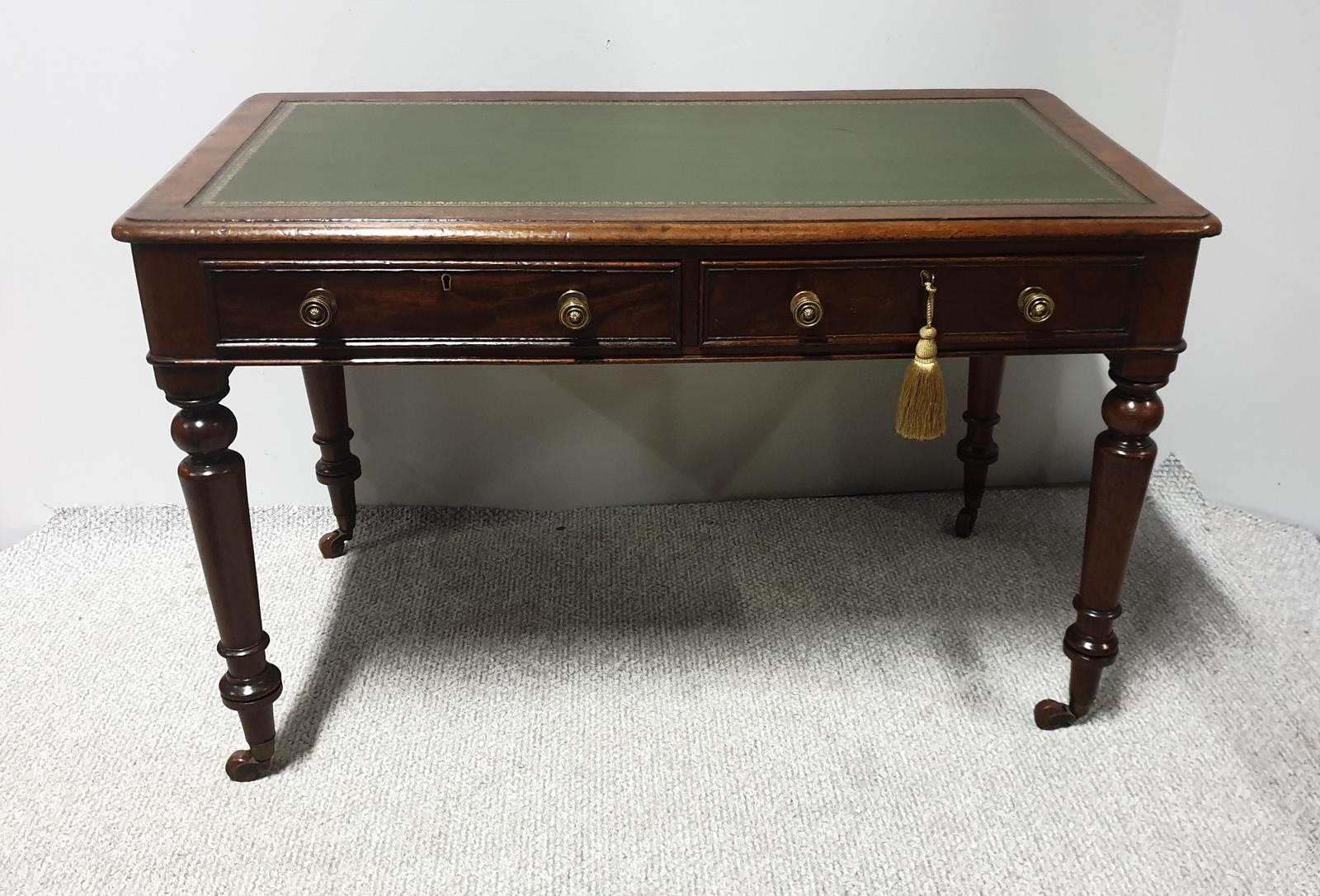 Regency Writing Table (1 of 1)
