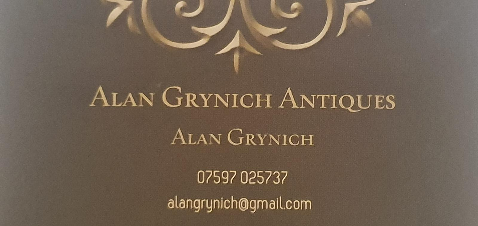 Alan Grynich Antiques image (1 of 1)