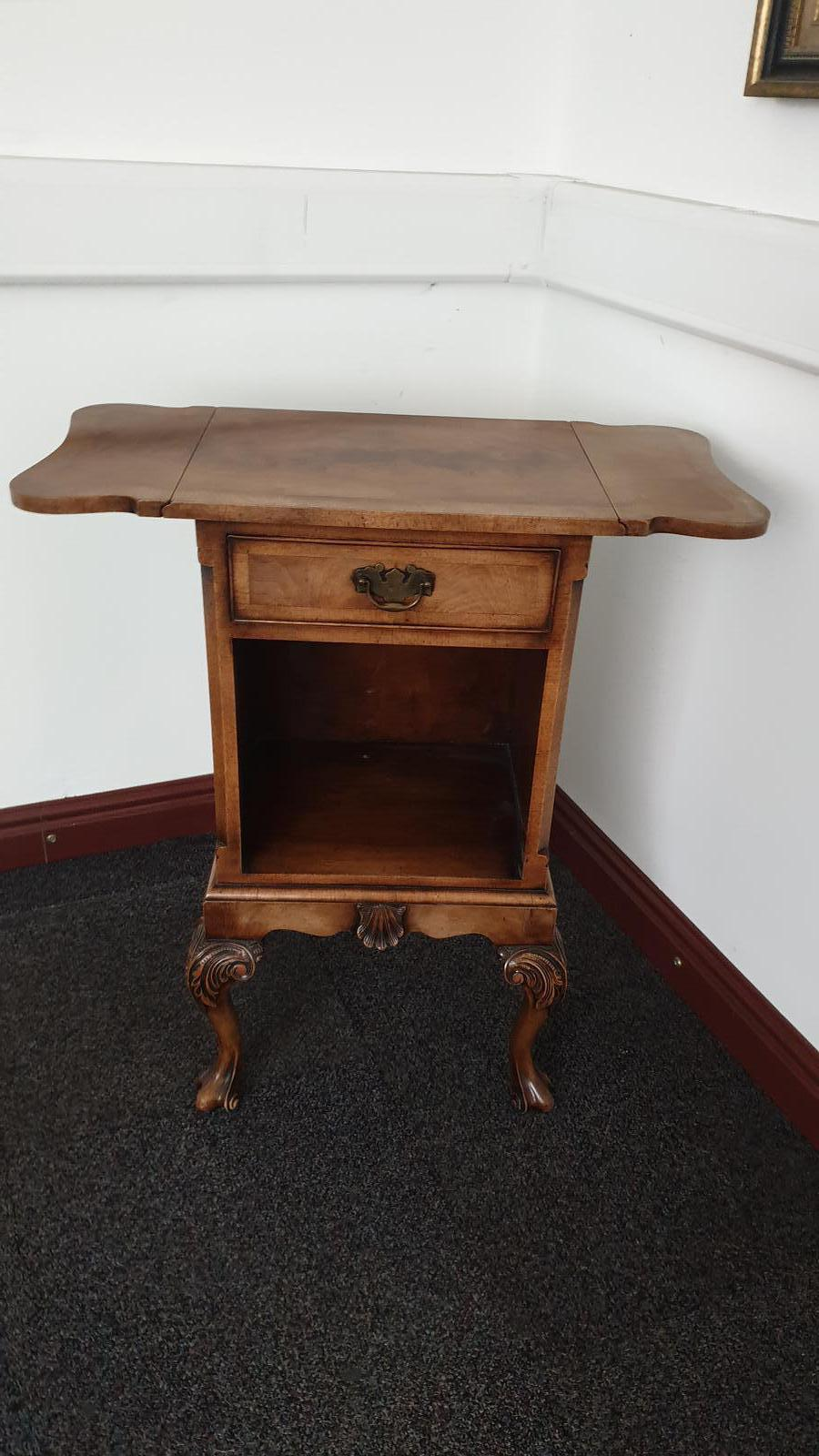 Excellent Quality Walnut Cabinet (1 of 1)