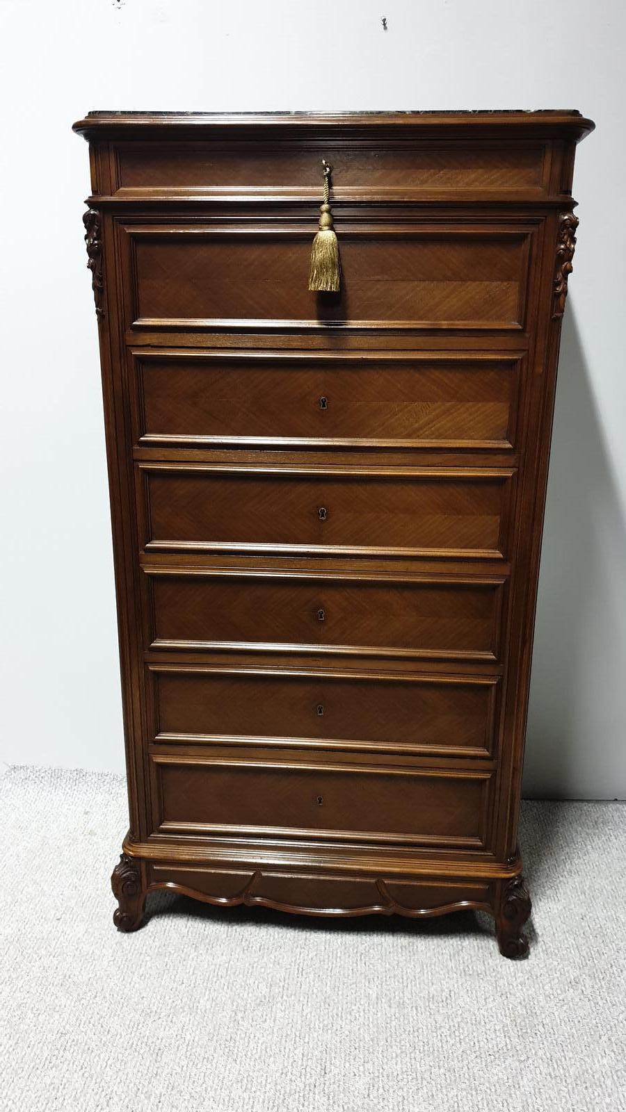 Top Quality French Chest of Drawers (1 of 1)