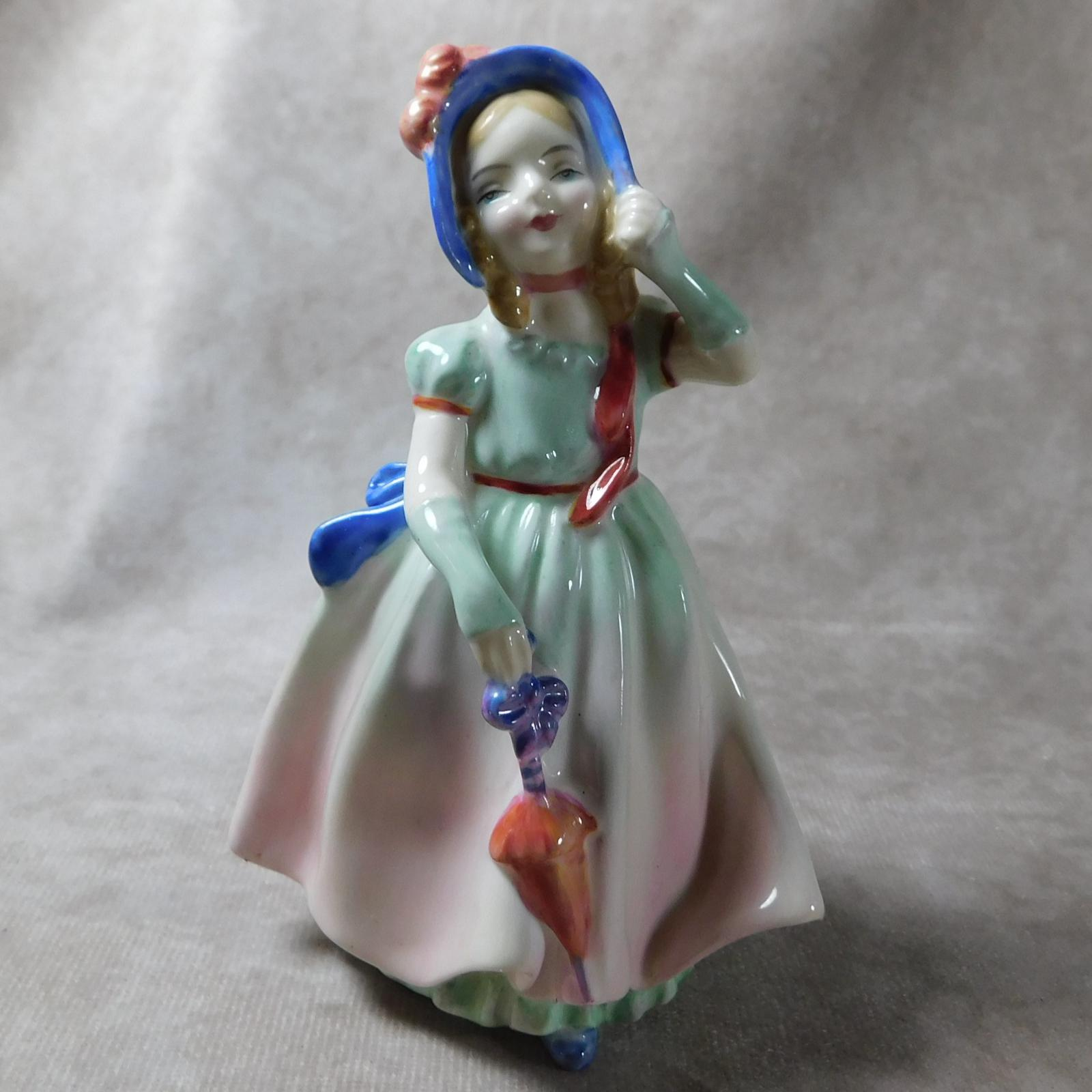"Royal Doulton Figurine ""Babie"" (1 of 1)"