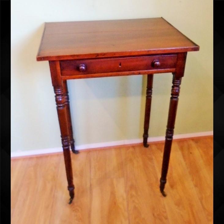 Mahogany Hall Table (1 of 1)