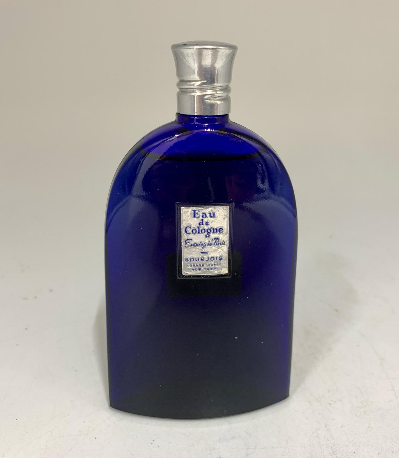 Vintage Evening in Paris perfume bottle