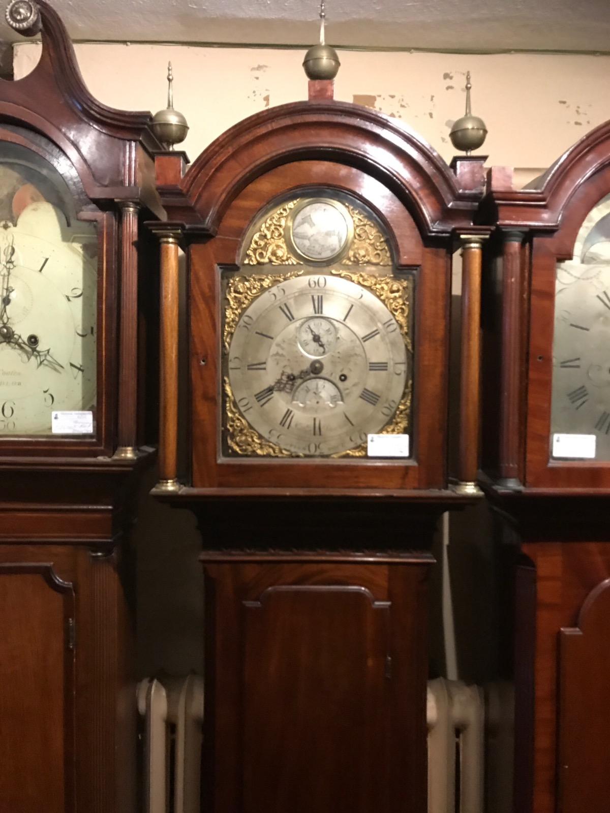 8 Day Longcase clock (1 of 1)