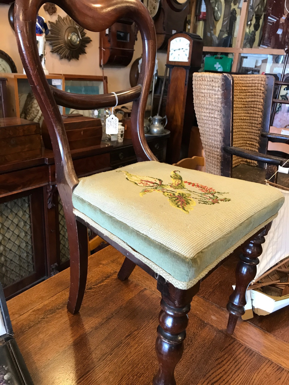Victorian Child's Chair (1 of 1)