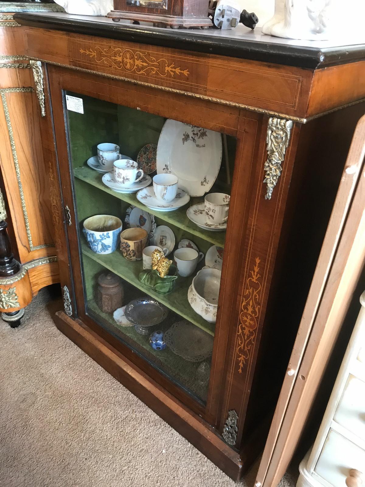 Mahogany Pier Cabinet (1 of 1)