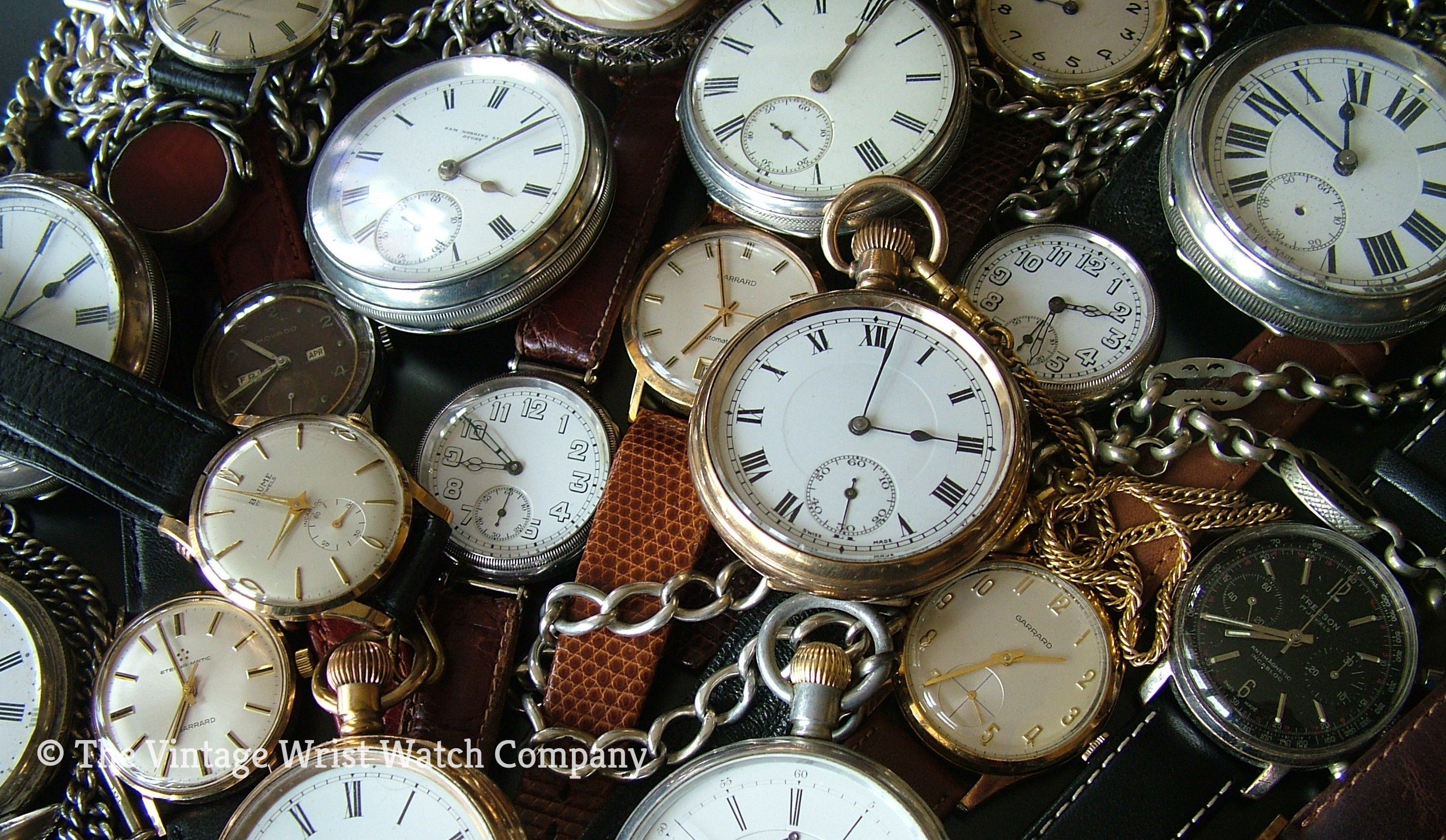 The Vintage Wrist Watch Company image (1 of 1)