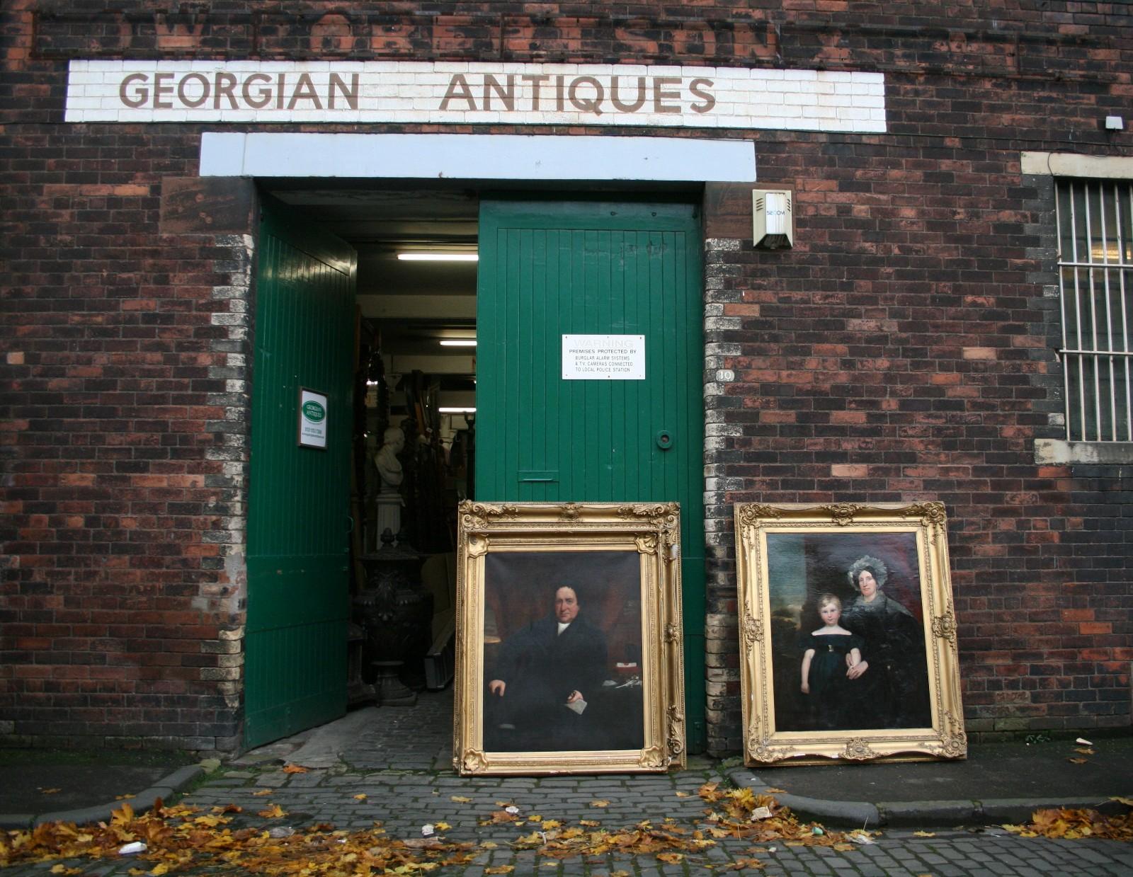 Georgian Antiques image (1 of 6)