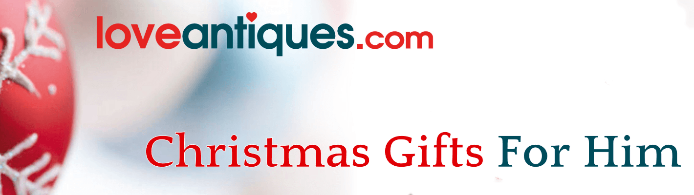 Antique Christmas Gifts For Him from LoveAntiques