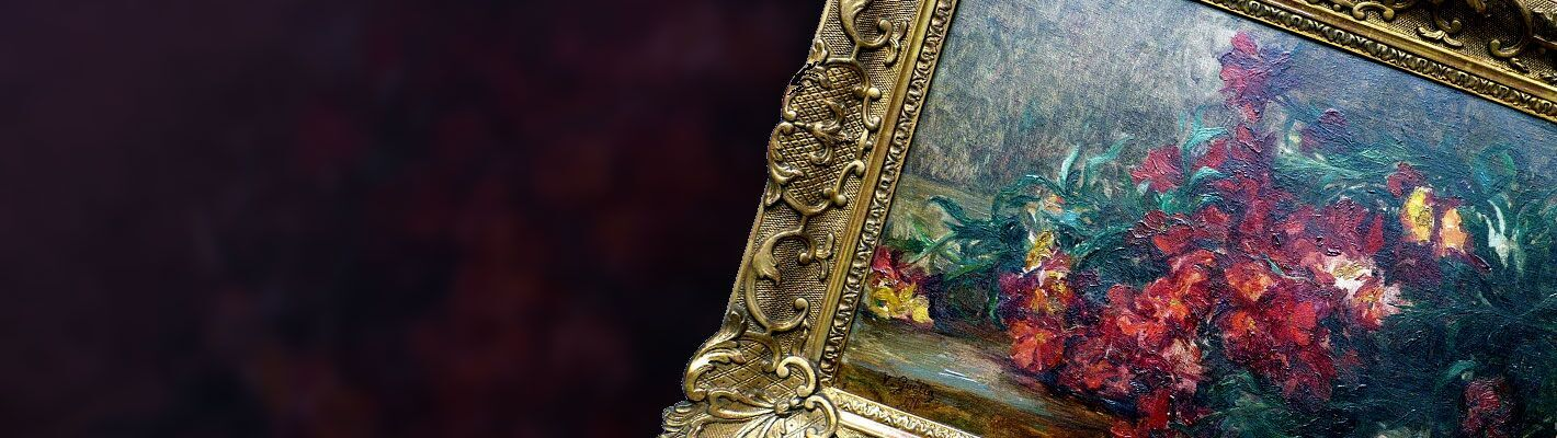 Antique Art from LoveAntiques