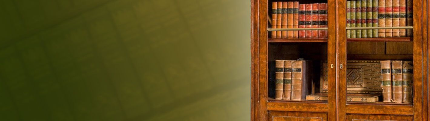 Antique Bookcases from LoveAntiques