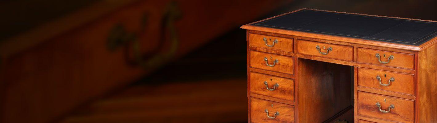 Antique Desks from LoveAntiques