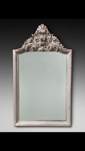 Carved Italian Mirror (1 of 2)