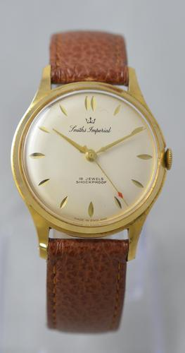 1960s Smiths Imperial Wristwatch (1 of 1)