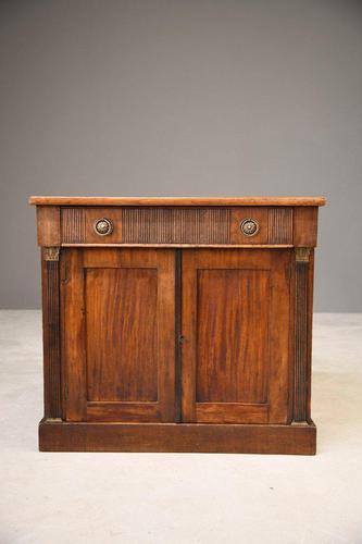Antique Mahogany Cabinet (1 of 12)