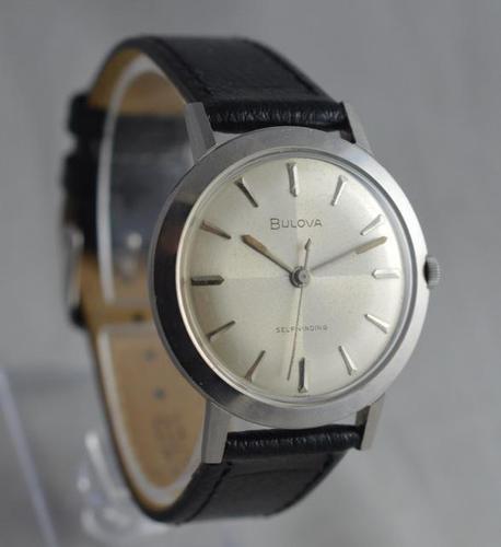 1961 Bulova Gents Automatic Wristwatch (1 of 5)