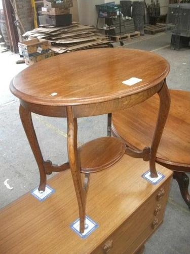 2 Tier Occasional Table (1 of 3)