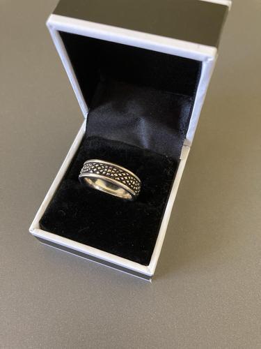 Georg Jensen Silver Ring by Lene Munthe (1 of 4)