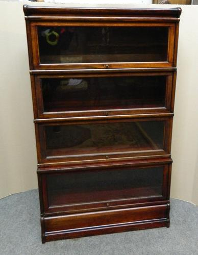 oak stacking bookcase (1 of 5)