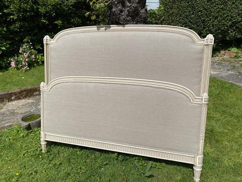 French Painted King-size Bed (1 of 5)