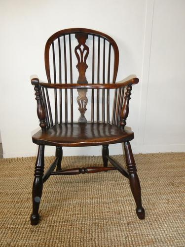 English 19th Century  Windsor Chair (1 of 7)
