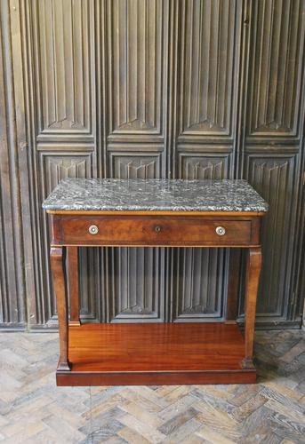 French Mahogany Console / Hall Table (1 of 6)