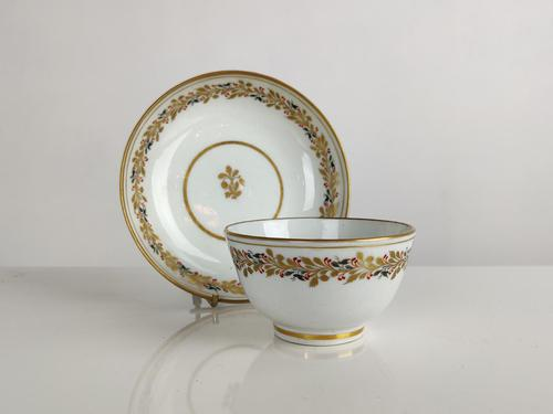 Tea Bowl and Saucer - 18th Century (1 of 7)