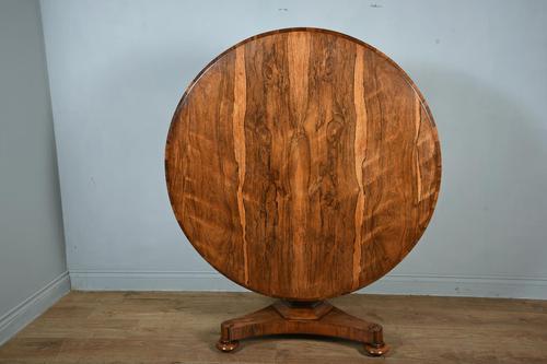 Regency Rosewood Circular Dining Table (1 of 4)