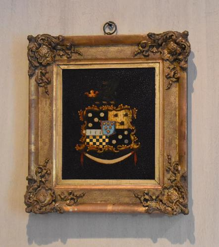 Late Georgian Heraldic Crest (1 of 6)
