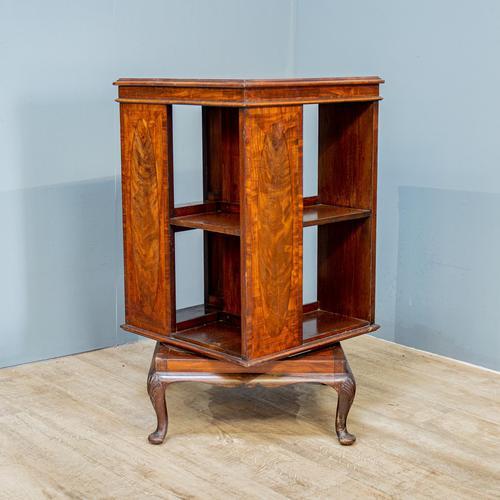 20th Century Revolving Bookcase (1 of 6)