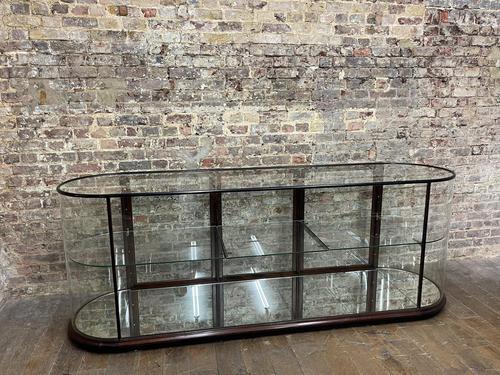 Late Victorian Mahogany Counter (1 of 13)