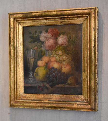Fine Victorian Still-life Oil Painting (1 of 8)
