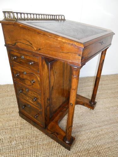 Fine English Regency Davenport Desk (1 of 14)