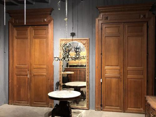 2 Pairs of Chateau Doors with Surrounds (1 of 15)