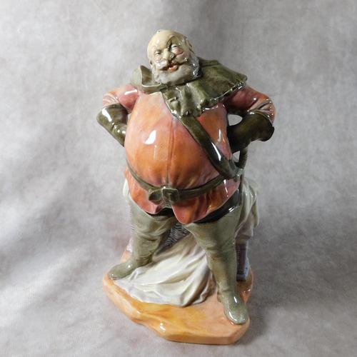 "Royal Doulton ""Falstaff"" HN2054 Figurine (1 of 7)"