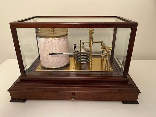 Monthly Barograph (1 of 3)