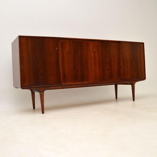 Swedish Vintage Rosewood Sideboard by Svante Skogh (1 of 11)