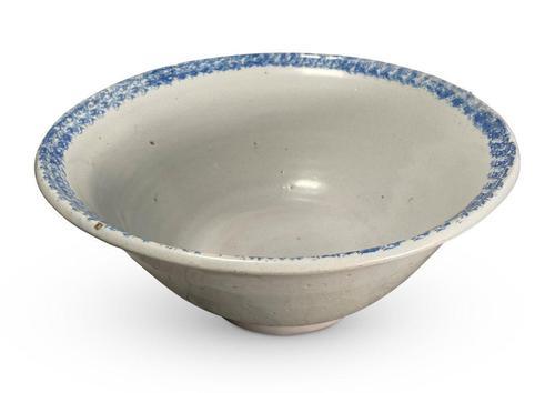 Spongeware Bowl (1 of 5)