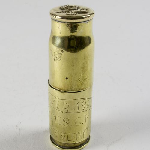 WWII RAF Trench Art Lighter (1 of 4)