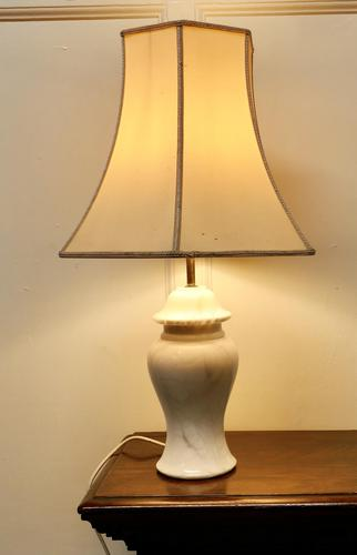 Marble Table Lamp (1 of 4)
