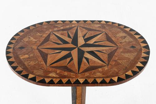 19th Century Specimen Wood Occasional Table (1 of 5)