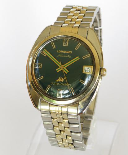 Gents 1960s Longines Ultra Chron Wrist Watch (1 of 4)