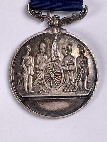 Victorian 2nd Norfolk Artillery Volunteers' Medal (1 of 3)