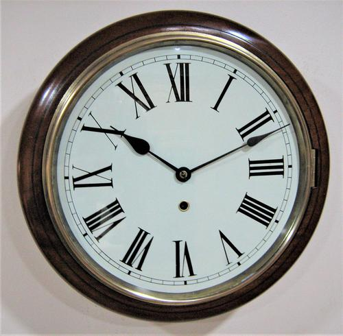 Scarce 1915 American Dial Timepiece by New Haven (1 of 7)