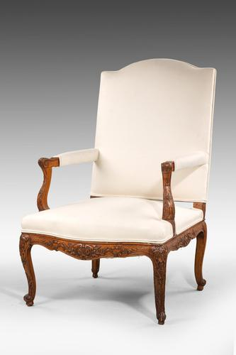 Louis XIV Design Armchair (1 of 6)